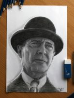Boardwalk Empire: Nucky Thompson by AtomiccircuS