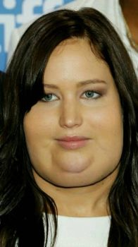 Fat Jennifer Lawrence 4 by peanut85