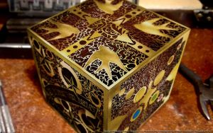 Peters Third Box 'Tattoo' - by Steelgohst by steelgohst
