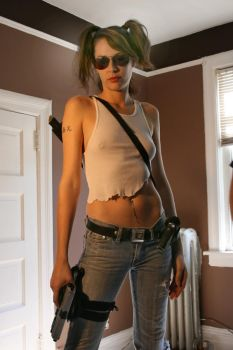 Zombie Hunter Reference Photo1 by TamvakisPhoto