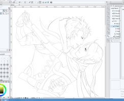 Gangrel X My Unit WIP by NarutoLover6219