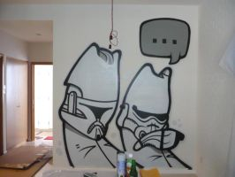 Troopers by thekillergerbil