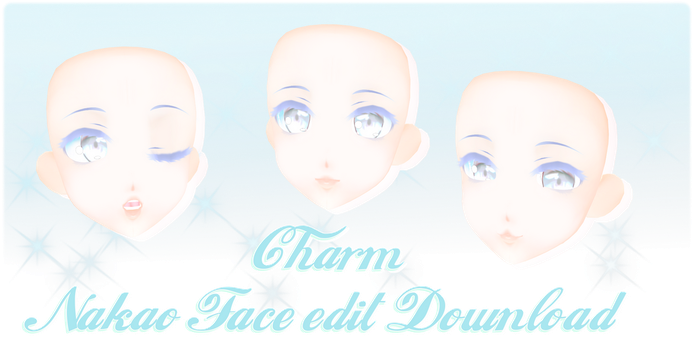-Charm- Nakao Face edit Download by Shiremide1