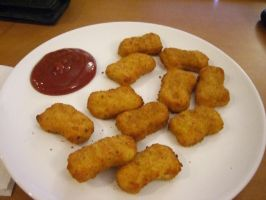 Chicken Nuggets   Took Oct 3, 2013 by Remion17