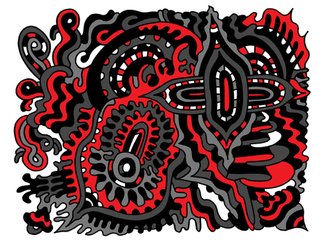 Doodle January 8th 2010 by cargill