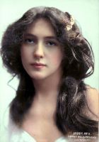 Evelyn Nesbit by klimbims