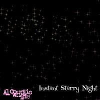 Instant Starry Night by alcoholicwhine