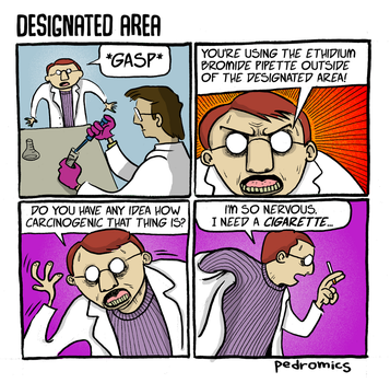 Making the lab a safer space by Velica