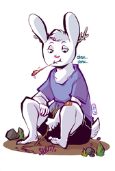 Kid Sherwood by ToxicToothpick
