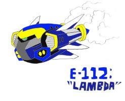 E-112: 'Lambda' by NickOnPlanetRipple