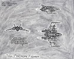 Galaxy Parell - Tosh Macrome Fighter by NikeMike34