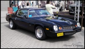 1979 Chevy Camaro Berlinetta by compaan-art