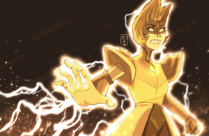 Yellow Diamond by MissRavenna