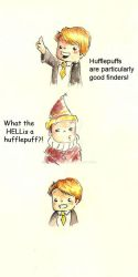 what the HELL is a hufflepuff?