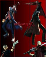 Devil May Cry 4 Second Time by VashWolf