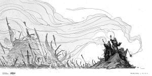 Day 22: Trail of glory - trail of death by Konstantin-Vavilov