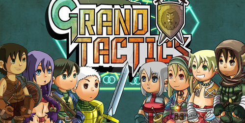 Grand Tactics Cover Image by toadking07