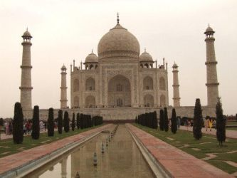 taj mihal by BigBoyBoon