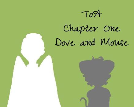 ToA: Chapter One Cover by The-Almighty-Muffin