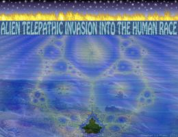 Alien Telepathic Invasion by StephenL