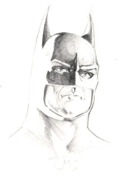 Bat-Keaton by 7BlackJack8