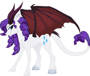 Succubus Rarity by Magister39