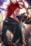 Axel. nsfw optional. by sakimichan