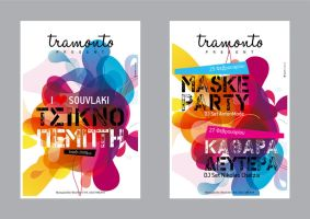 Carnival 2012 posters Events by deviantonis