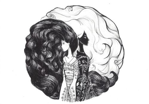 Yin And Yang by LadyNephthys
