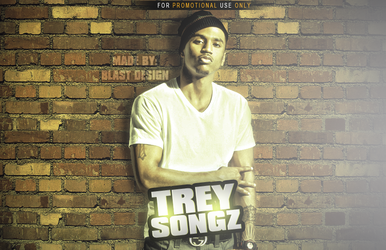 Trey songz by Blast design by BlastDesign