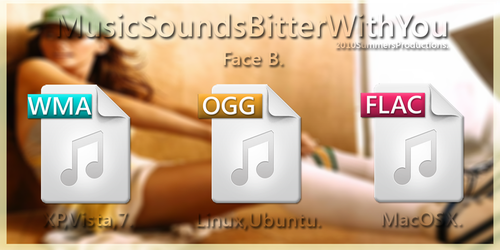 -Music Sounds...Face B.- by Hemingway81