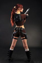 Legend Lara Croft - studio2 by TanyaCroft