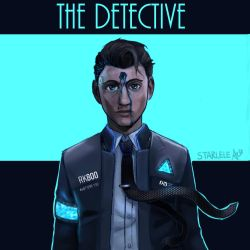 Connor by Starlele