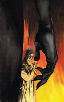 Hellblazer Horrorist no2 Cover by LforLloyd
