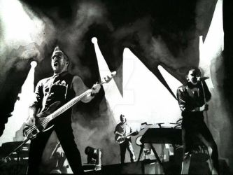 Linkin Park by PrithviArts