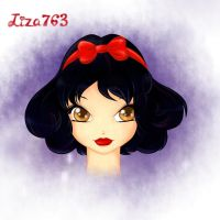 SnowWhite. Portrait by Liza763