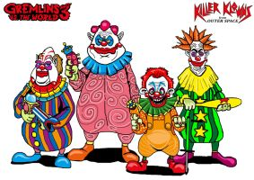 Killer Klowns From Outer Space by Jarol-Tilap