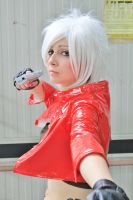 Dante Female Version Cosplay - DMC3 by ArashiHeartgramm