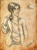 Jim Hawkins Request by Blithely
