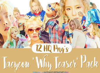 Taeyeon PNG Why-Teaser by EmyPhany