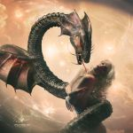 Dragon's Tale. One Touch by Vitaly-Sokol
