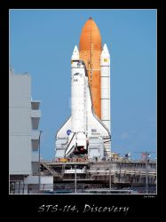 STS-114, Discovery by OpticaLLightspeed