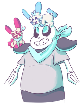 it's just more undertale by theperfecta