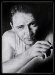Russell Crowe - Youth by Life-Is-Art-88