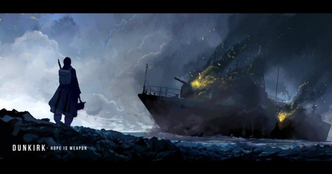 Dunkirk - Hope Is Weapon by ombobon