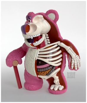 Lotso Huggins Dissection by freeny