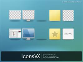 IconsVX Constructor Set by AJUST