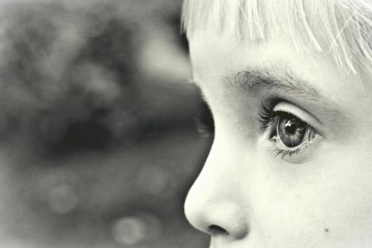 To see the world through the child's eyes... by gosiaa93