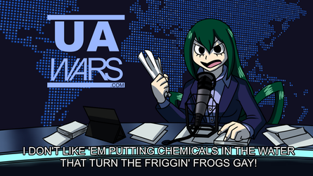 Froppy UA Wars by Stolken