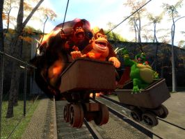 Donkey Kong Country: K. Rool Returns by Coonfoot